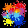 Splattered Paint Marketing
